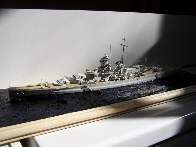 Dkm Scharnhorst 1938/39 airfix 1/600 - Page 4 321259Dkm_Scharnhorst_093