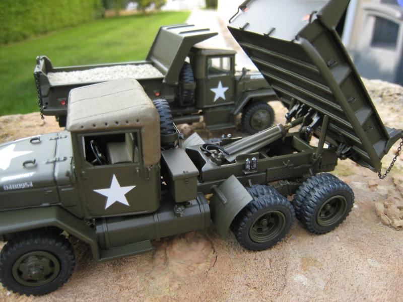 REO M59 Dump Truck scratch sur base Solido au 1/50  321295IMG8926