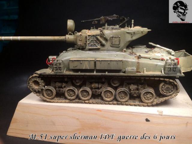 M-51 Super Sherman IDF - Academy 1/35 321323IMG4907