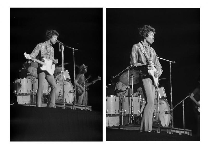 Oakland (Oakland Coliseum) : 13 septembre 1968  321602Image71