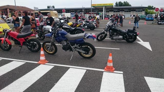 CR & Photos : TSO 19/07/15 Motors & Café Toulouse Launaguet 321954Lau008