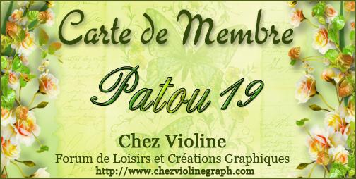 Carte de membre - Page 8 322350Patou19