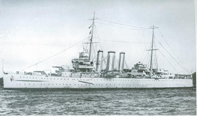 LE BISMARCK  322644Croiseur_Norfolk