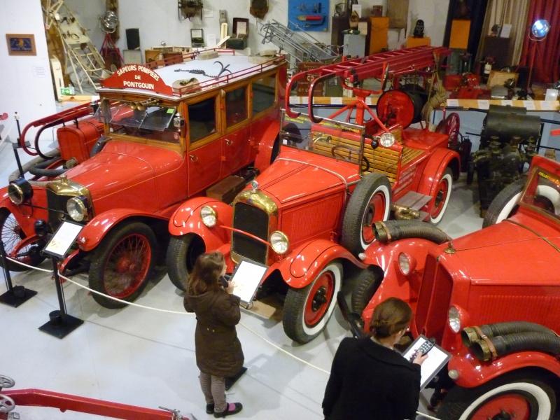 Musée des pompiers de MONTVILLE (76) 323101AGLICORNEROUEN2011064