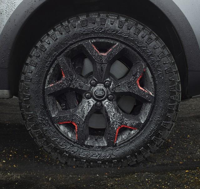 Nouveau Discovery SVX : Land Rover dévoile son champion tout-terrain au Salon de Francfort 323675l46219mysvx012glhd