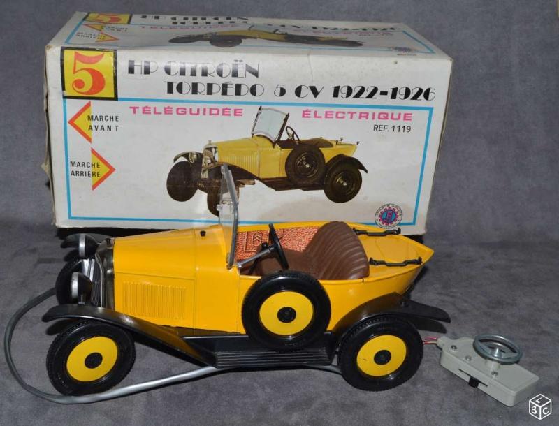 Citroën 5HP Torpédo 1923 - 1926 au 1/10ème de France-jouet       sur ponts-trans HSP Kulak 1/18ème    3237175HPFJ9b630ec32e2a3b85ce99914e4f8af9344e5603d9