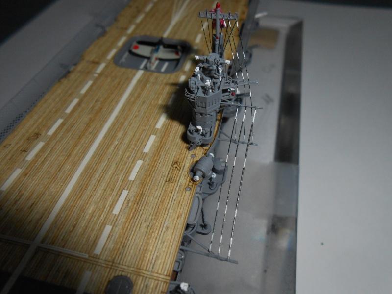 AKAGI 1/700 PE / Pont en bois et autres babioles :-) - Page 7 323743aka700fini022