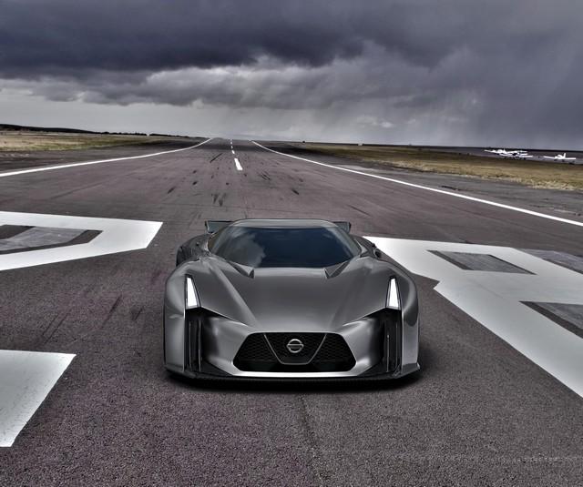 Le Nissan Concept 2020 Vision Gran Turismo Devient Réalité  32433312131015
