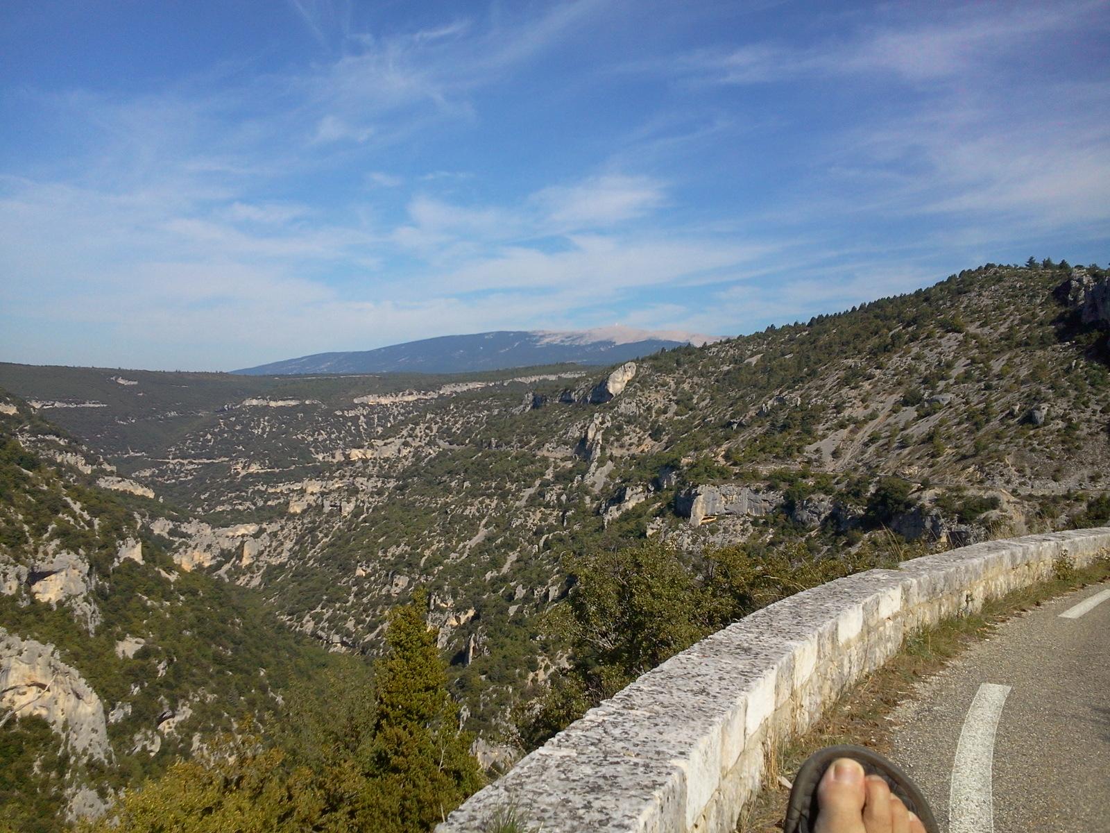 Voyage (petit) à la limite de la drome provençale et du vaucluse. 324373Photo0681