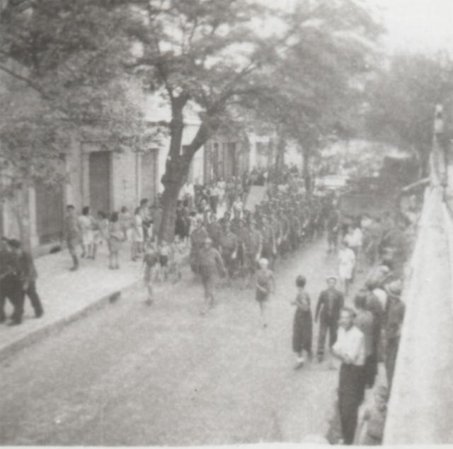 Le Bataillon de Choc 1943/1963. Photos. 324387Cortsept432