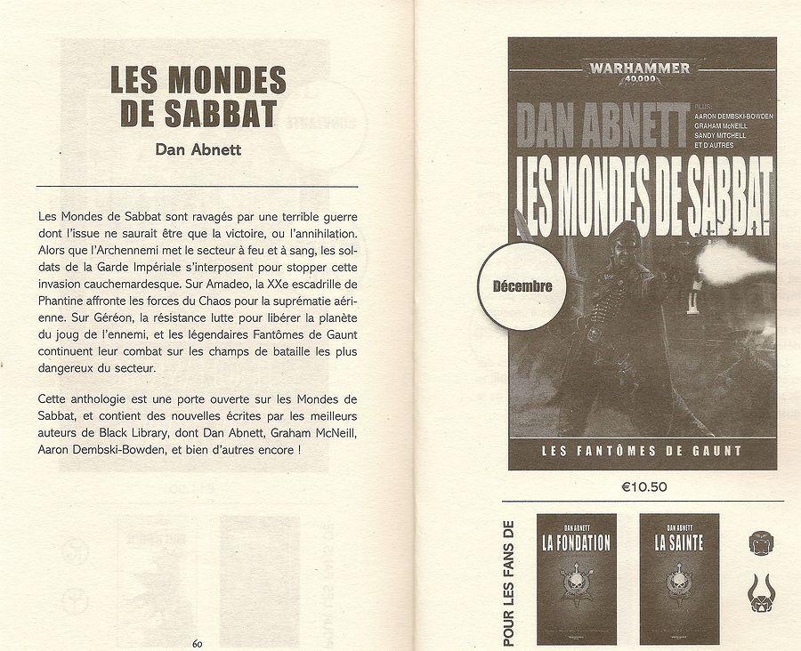 Les Mondes de Sabbat de Dan Abnett 324811Lesmondesdesabat