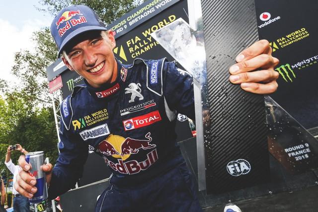 Rallycross : La PEUGEOT 208 WRX triomphe à domicile avec Timmy Hansen ! 32536655ec90fcf3c13