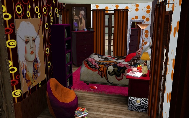 [Créations diverses] Naine 3257889Chambre