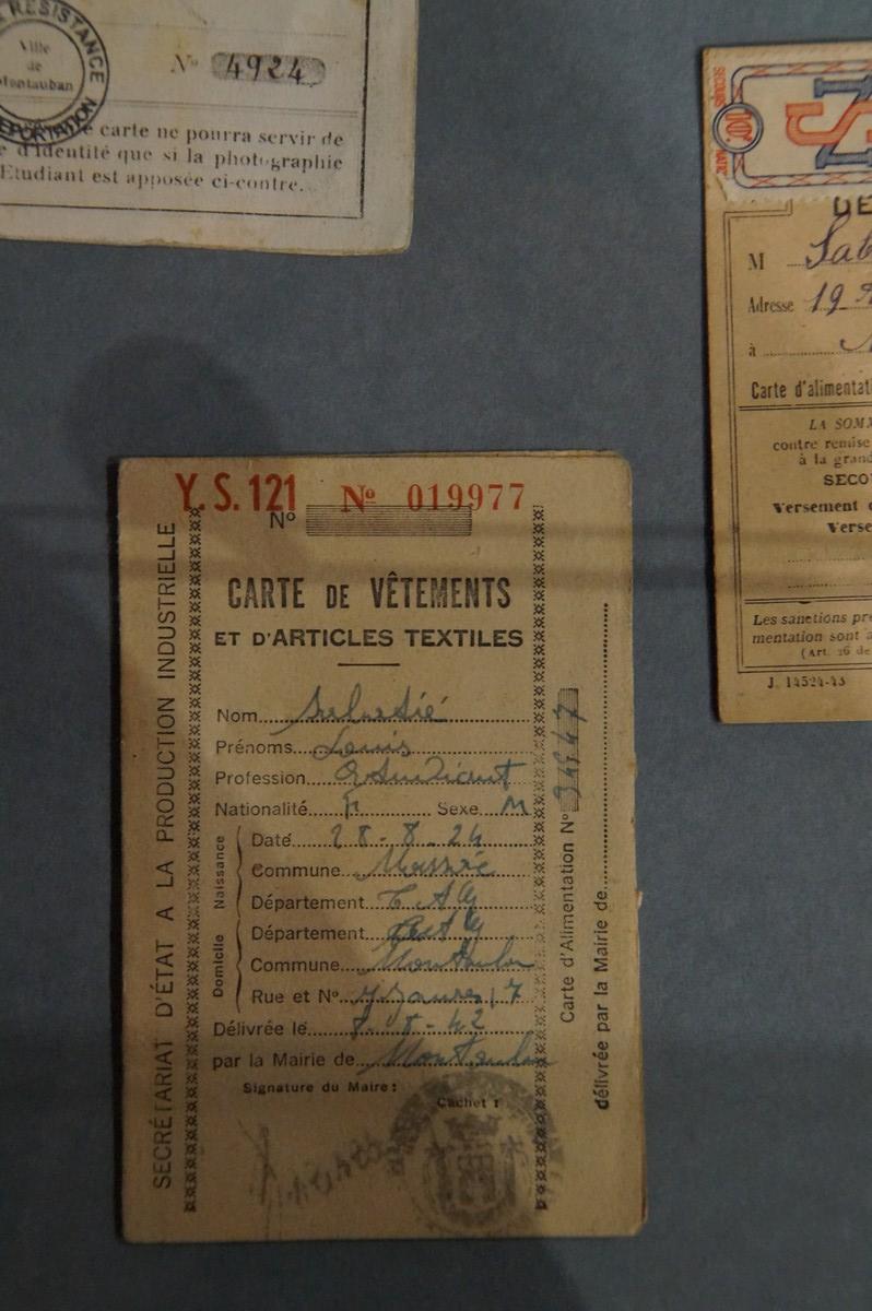 [ Histoire et histoires ] Musée de la résistance et du combattant à Montauban 326138DSC07566
