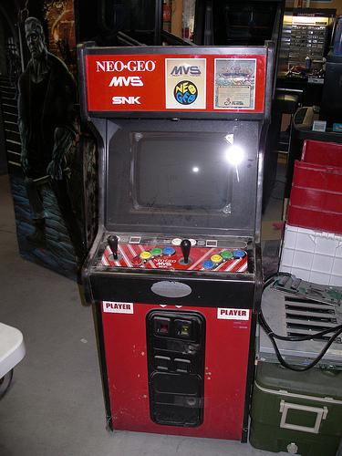 SNK un pilier de l'arcade 327095295362197686eec91ec7