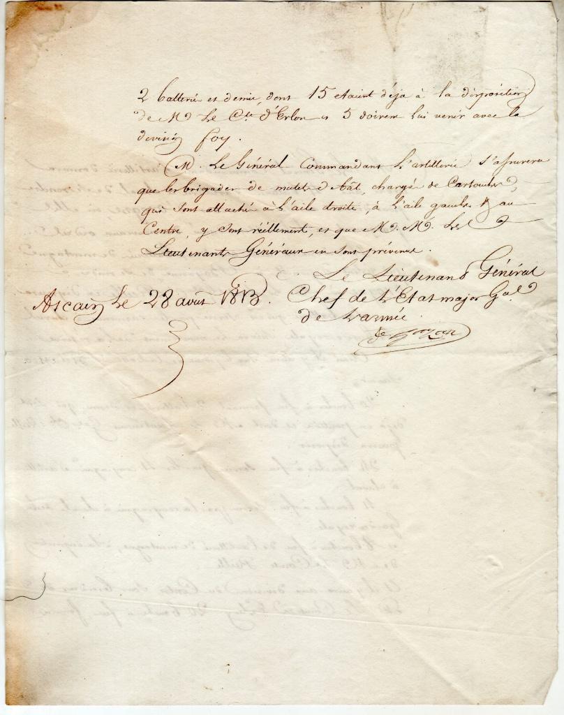 la campagne de 1814 : Sud Ouest de la France 327261scan28
