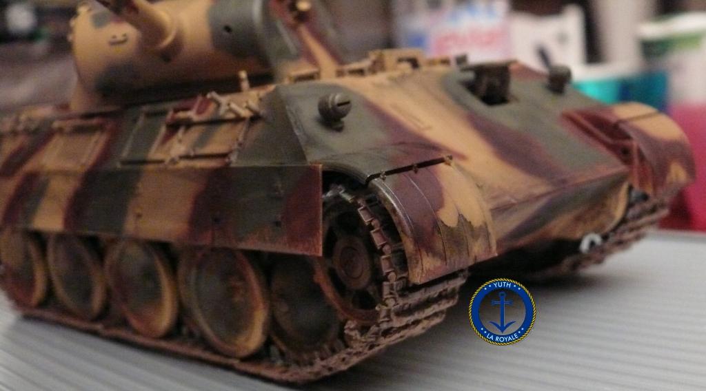 Panzerkampfwagen Panzer V Panther Ausf D. - Page 5 327294panther25