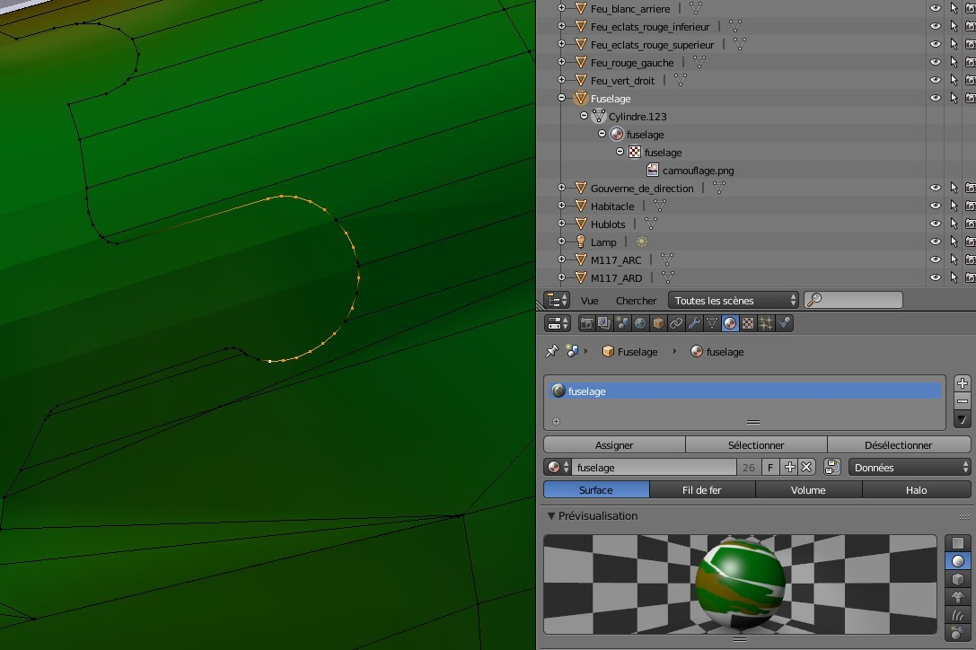Comment texturer un camouflage avec Blender ? 327507pointsorphelin