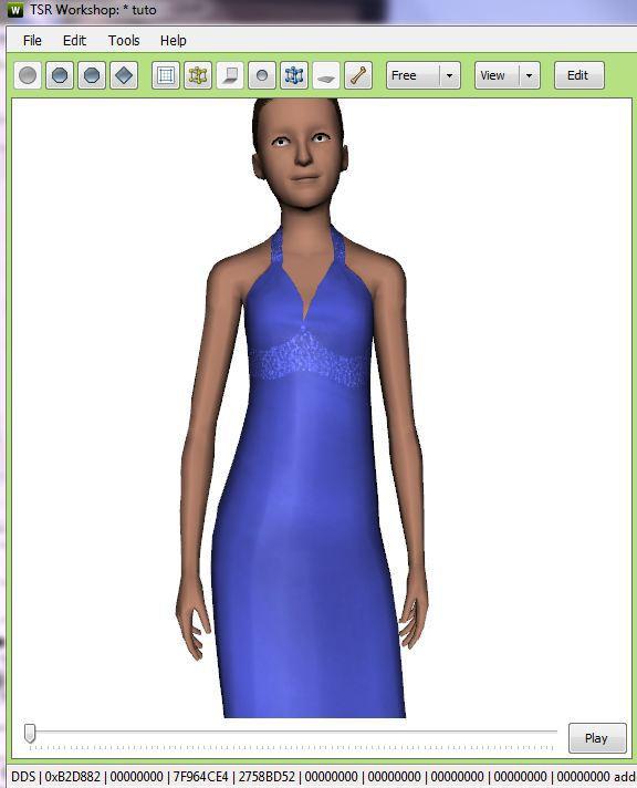 [débutant]Créer vos vêtements - Partie II - Les différents outils du TSRWorkshop 329003939
