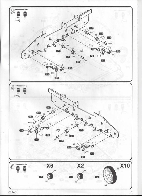 AMX 13 VCI 1/35ème Réf 81140 329385VCI005