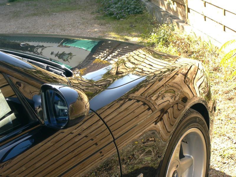 [BMW 530 d E39] Renaissance d'un Cosmos Schwarz Metallic 329424P1010121