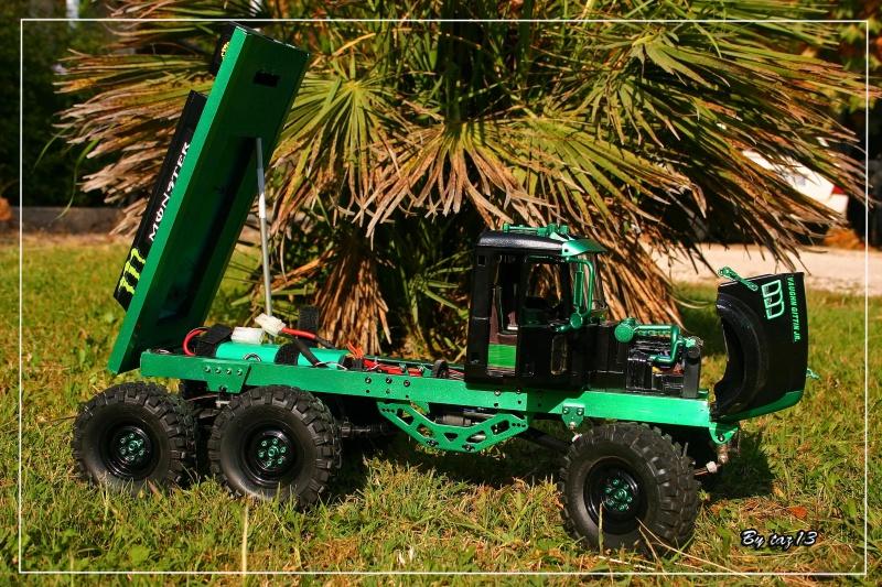 Mack 6x4 Monster Energy (FINI en attente d'un arceau) 329502IMG8105