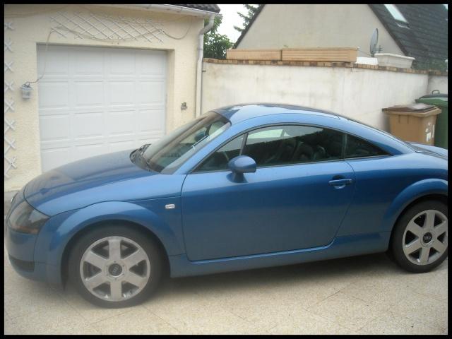 Audi MK1 180 Cv La Schtroumpfette de Drake_504  332672DSCN6218