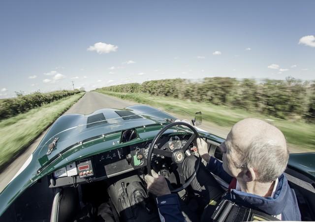 Jaguar Heritage Aux Milles Miglia 2015 Avec Des Modeles D'exception 333064JagMMDriverLineupImage30041509