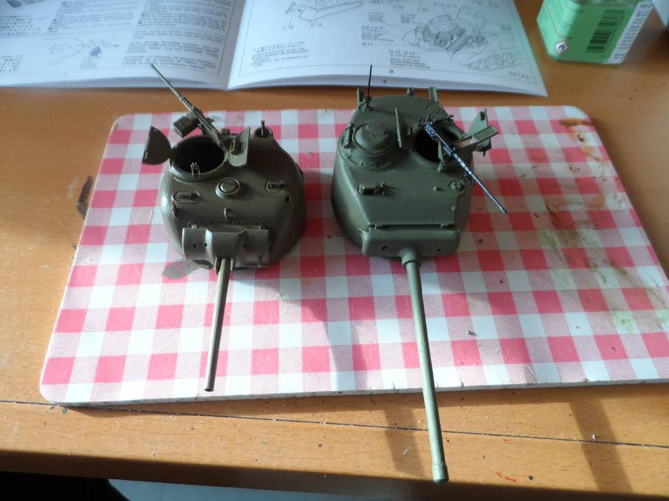 M4 Sherman late production Tamiya 1/35 333325SAM0367
