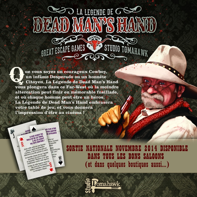 La Légende de Dead Man's Hand : Sortie nationale le 20/11/2014 333610emaildmh