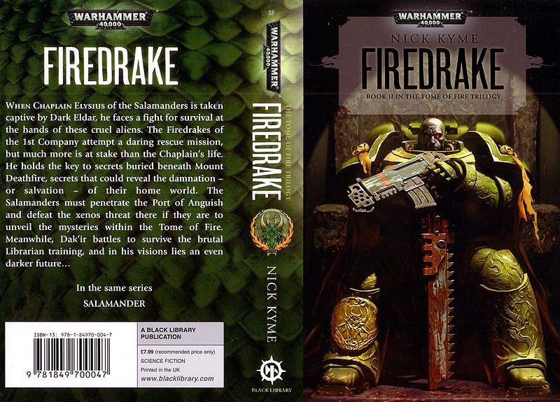 Firedrake - Tome 2 de La Trilogie du Tome de Feu 333782Firedrakejacket3