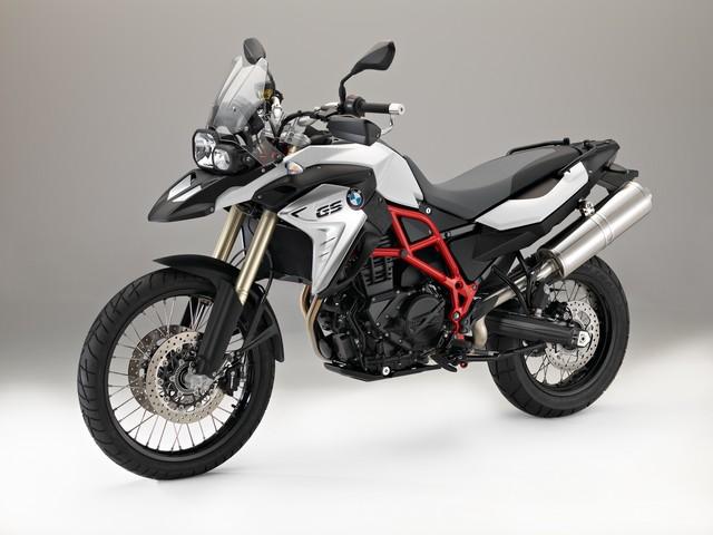 Nouvelles F 700 GS et F 800 GS. Tarifs 334064P90201262highResbmwf800gs112015