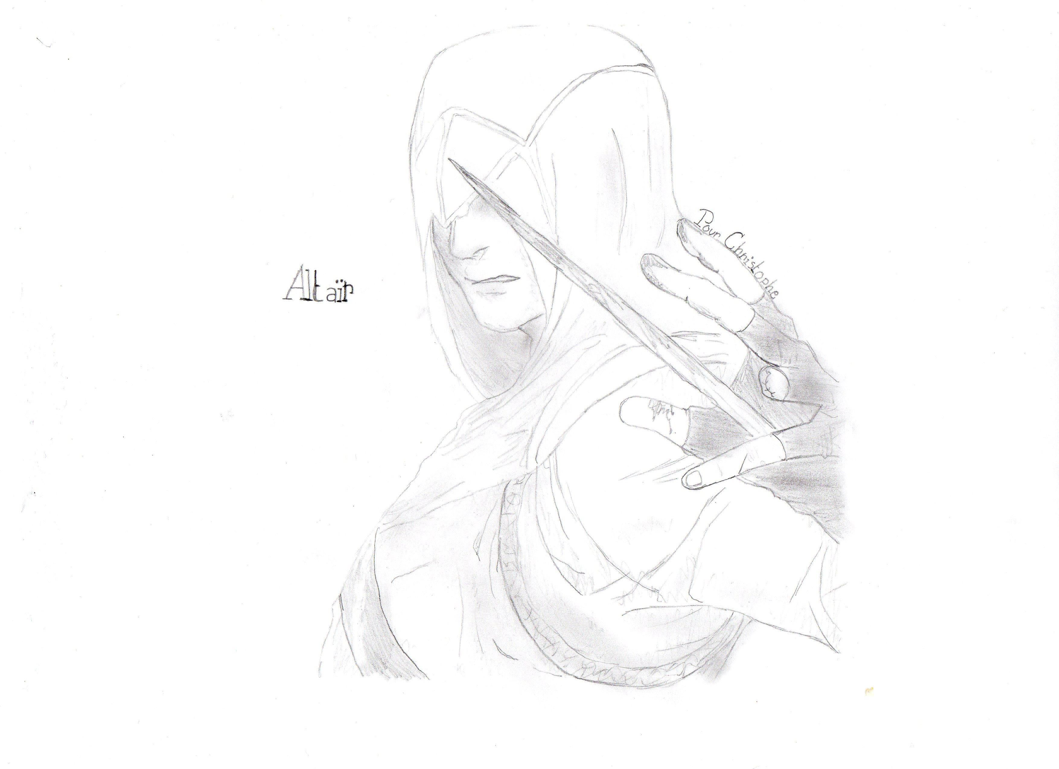 Les dessins d'Ali' 334964Altair
