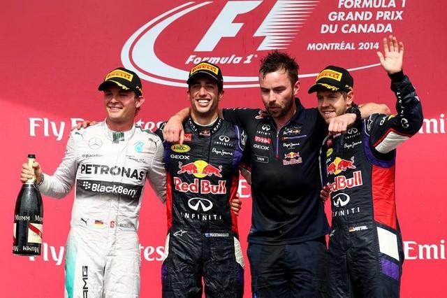 F1 GP du Canada 2014 : Victoire Daniel Ricciardo 3358142014Ricciardo1
