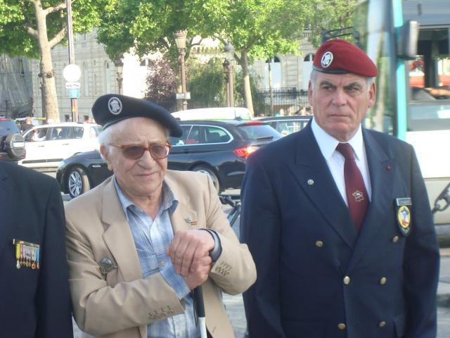 17 juin 2015 . 71 ans du débarquement à l'île d' Elbe 336287036