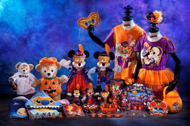 [Hong Kong Disneyland] Disney's Haunted Halloween (depuis 2007) - Page 3 337008HAL1