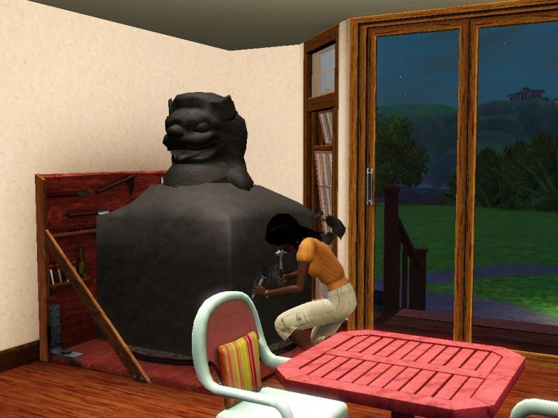 [Challenge Sims 3] Vie d'artiste - Page 3 337316Screenshot129