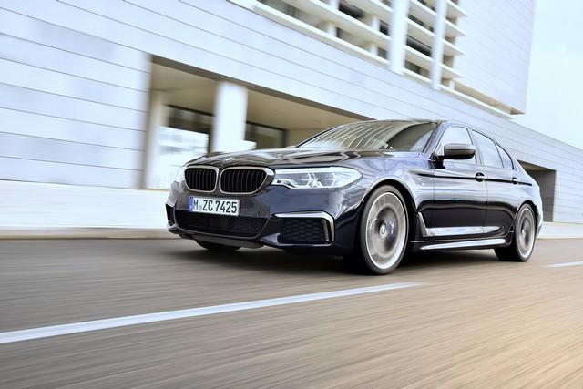 La nouvelle BMW M550i xDrive 337363P90244771highResthenewbmwm550ixd