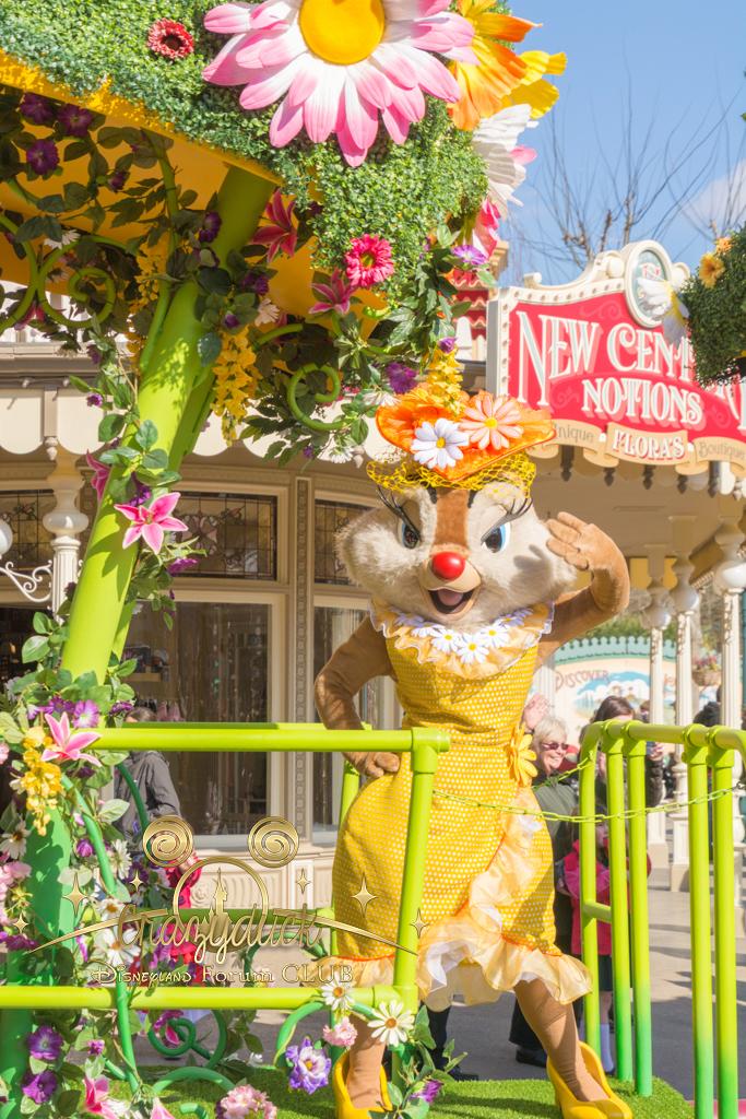 Festival du Printemps du 1er mars au 31 mai 2015 - Disneyland Park  - Page 10 337965dfc21