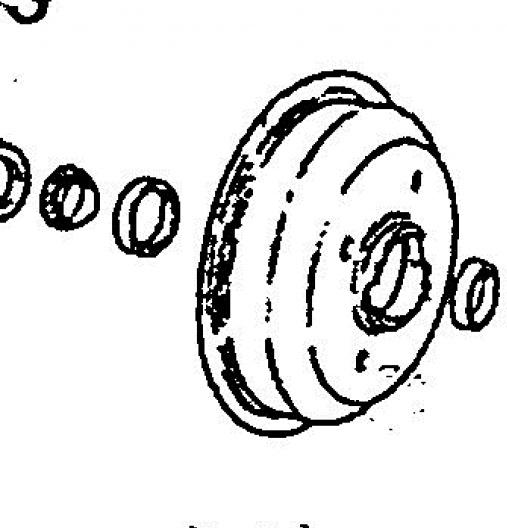 [BMW 316i E36 M40 1992] Tutoriel + photos freinage arrière tambours (résolu) 33808213