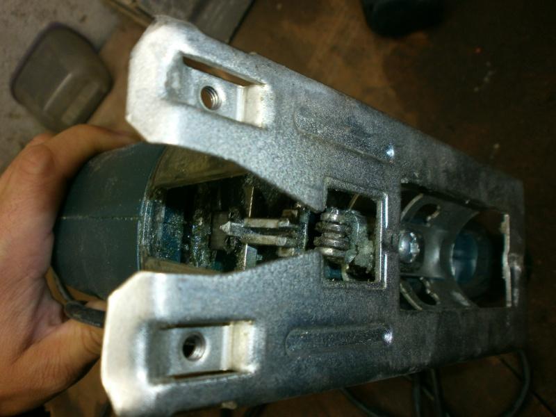 Scie sauteuse Black & Decker KS631 400W 338276P9090006
