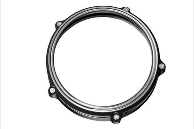 BMW Motorrad : accessoires « Machined » pour les BMW R NineT. 338429recouvrementprojecteur