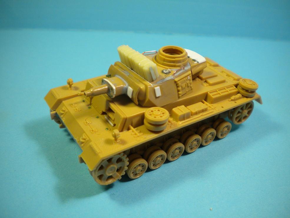 Panzer III Ausf.N - 1/72° 3387131
