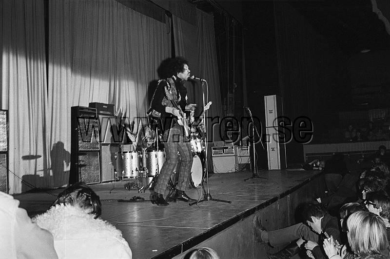 Göteborg (Lorensbergs Cirkus): 4 janvier 1968 [Premier concert] 339416BbankG126783