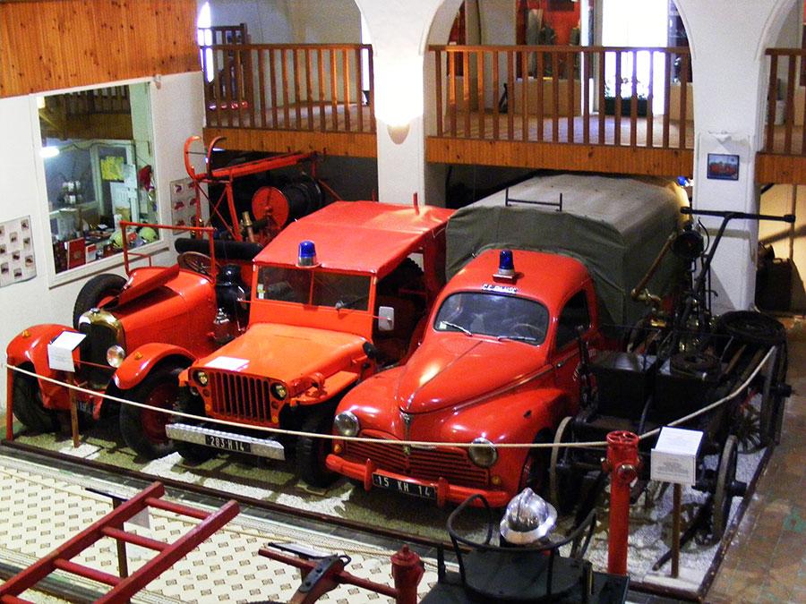 Musée des Pompiers de Bagnoles de l'Orne (Calvados) [fermé] 339907DSCF1721z9