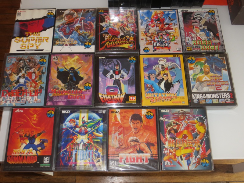 florent1980 La collection Neo Geo AES et MVS! 340830IMG0890
