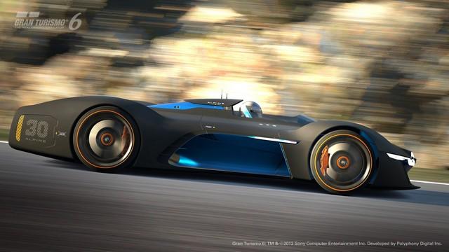 Le film « Alpine Vision Gran Turismo – Inspirations » 3408986528616