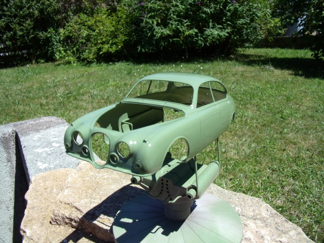 Jaguar MKII Saloon de Léopold Saroyan dans le Corniaud 341054DSCF69261