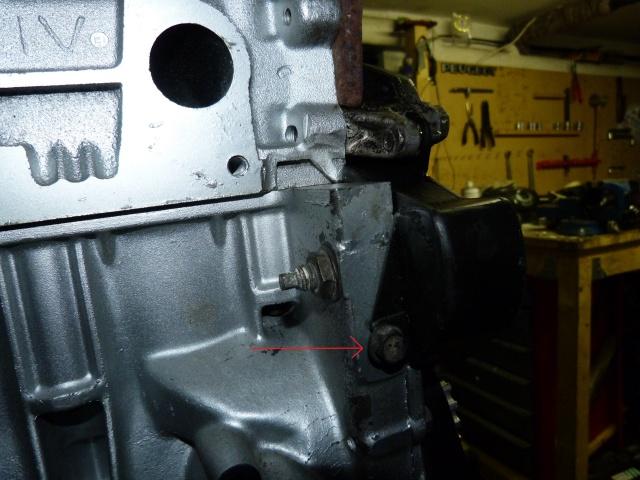 TUTO , remplacement kit distribution et pompe a eau 341445P1130855