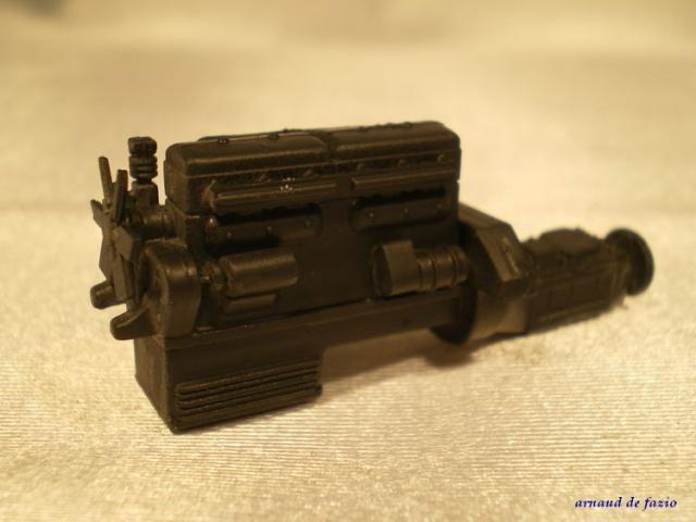 tracteur d artillerie soviétique chtz s-65 version allemande 1/35 trumpeter,tirant 2 blitz de la boue - Page 2 341923IMGP2301